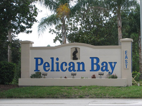 Pelican Bay, Daytona Beach, Florida
